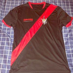 Limited edition thrasher shirt